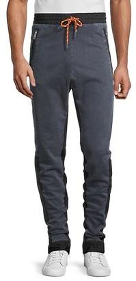 Diesel D-EELEY-NE Sweat Jeans