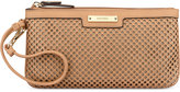 Nine West Table Treasures Perforated Wristlet