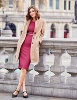 Boden Ponte Midi Dress