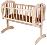 John Lewis Anna Swinging Crib, White Wash