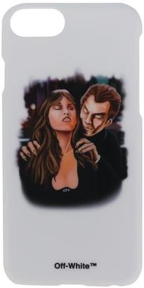 Off-White Dracula print iPhone 7 case