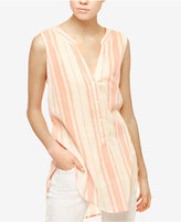 Sanctuary Arlo Cotton Striped Tunic