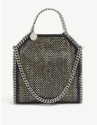 Stella McCartney Tiny Farabella chain-link shoulder bag