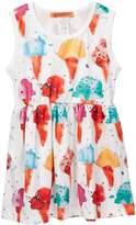 Funkyberry Ice Cream Dress (Toddler & Little Girls)
