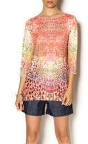 Colourworks Colour Works Printed Top