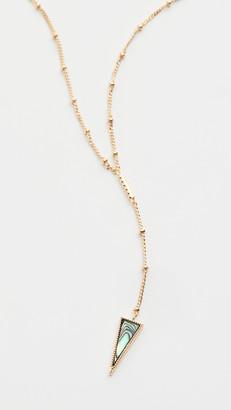 Gorjana Corina Lariat Necklace