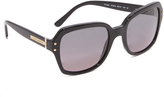 Tory Burch Geometric Polarized Sunglasses