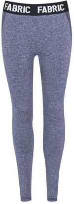 Fabric Core Seamless Panel Leggings