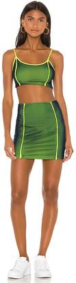 superdown Moriah Contrast Skirt Set