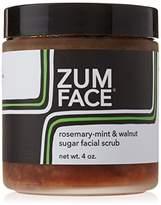 Indigo Wild Zum Face Walnut Face Scrub, 4 Ounce
