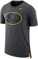 Nike Men's Missouri Tigers Dri-FIT Mesh Back Travel Tee