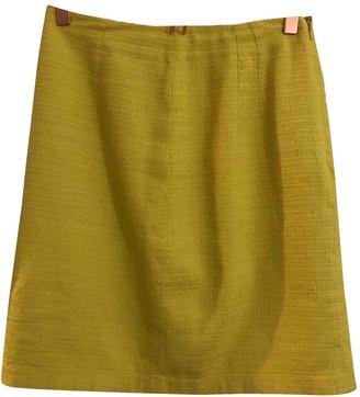 Hobbs Yellow Skirt for Women