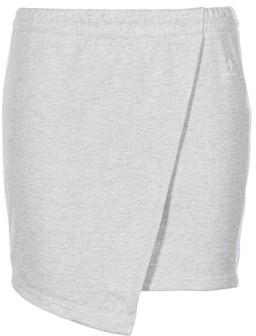 Converse STAR CHEVRON TRACK SKIRT women's Skirt in Grey