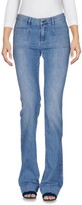 Twin-Set Denim pants - Item 42621008