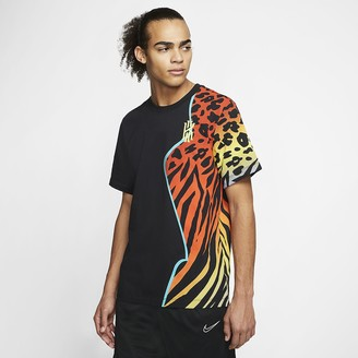 "Nike Men's Basketball T-Shirt Kyrie ""Animal Print"""