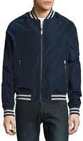 Original Penguin Reversible Varsity Jacket