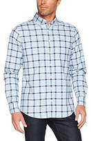 Gant Men's Comfort Oxford Check Regular Button Down Casual Shirt,(Manufacturer Size: XXL)