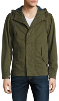 Jachs Twill Hood Trupento Field Jacket