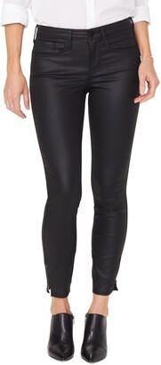 NYDJ Ami Zip Ankle Stretch Skinny Jeans