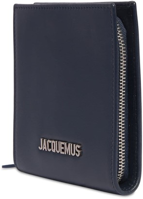Jacquemus Le Gadjo Leather Crossbody Bag