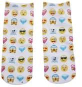 Generic Unisex Emoji Ankle Short Socks Harajuku Emoticons Athletic Socks