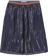 Scotch & Soda R'Belle Girl's Silky Crinkled Skirt
