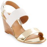 Calvin Klein Peony Wedge Sandals