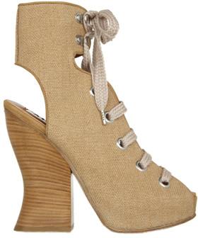 Acne Studios Chiara Ankle Boot Natural