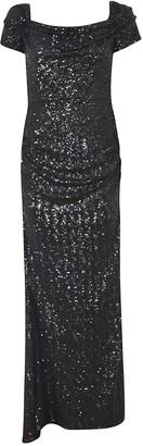 Dolce & Gabbana Bead Embellished Dress