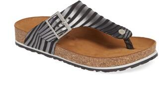 Haflinger Conny Slide Sandal