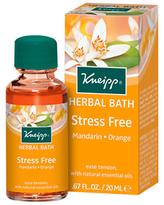 Kneipp Stress Free Travel Size Herbal Bath