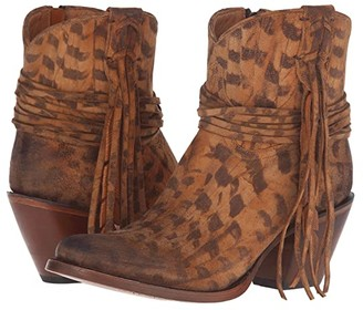 Lucchese Robyn (Black) Cowboy Boots