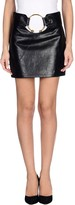 Anthony Vaccarello Mini skirts - Item 35308966