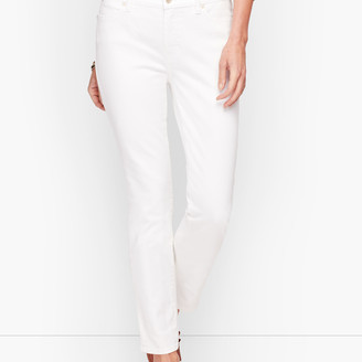Talbots Slim Ankle Jeans - Colored