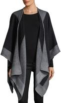 Portolano Colorblock Reversible Wool Scarf