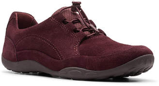Clarks Collection Women Haley Rhea Casual Sneakers Women Shoes