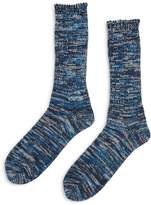 Anonymous Ism 5 Colour Mix Sock Navy