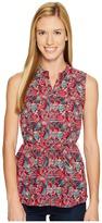 Woolrich Twin Pines Eco Rich Sleeveless Shirt Women's Sleeveless