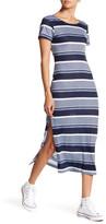 C&C California Ilana Short Sleeve Midi Dress