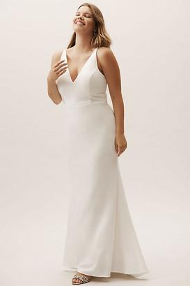 BHLDN Jones Dress By in White Size Us 24/uk 28