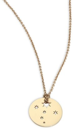 ginette_ny Mini Milky Way Pendant Necklace