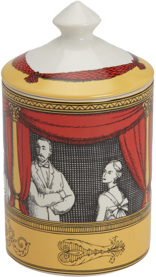 Fornasetti Teatro Candle