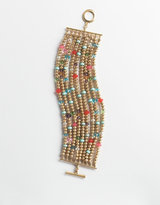 LAUREN BY RALPH LAUREN Colorful Beaded Bracelet