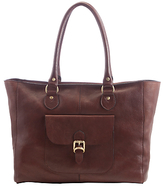 John Lewis Winchester Large Leather Tote Bag