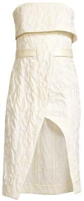 Alexis Isotta Wrap Tie Dress