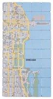 Design Ideas Map Magnets, Chicago, Set of 50