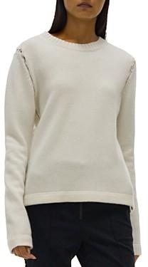 Helmut Lang Aviator Crewneck Sweater