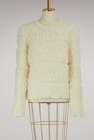 Carven Striped knitted sweater