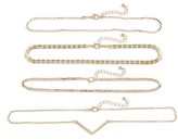 BP Women's 4-Pack Chokers