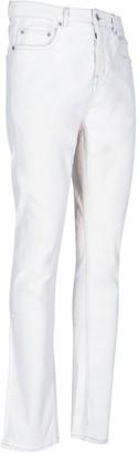 Drkshdw Tecuatl Cut Denim Trousers